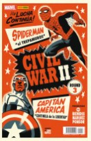 Civil War II 3 (Portada Alternativa) (Panini)