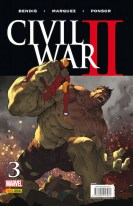 Civil War II 3 (Panini)