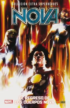 Colección Extra Superhéroes 67. Nova 2 (Panini)