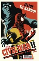 Civil War II 5 (Portada Alternativa) (Panini)
