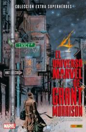 Colección Extra Superhéroes 68. El universo Marvel de Grant Morrison (Panini)