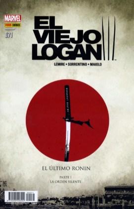 El Viejo Logan 71 (Panini)