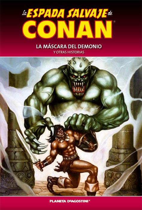 La Espada Salvaje de Conan 70 (Planeta)
