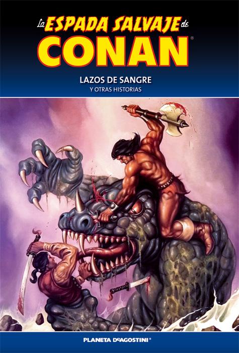 La Espada Salvaje de Conan 71 (Planeta)