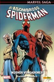 Marvel Saga 22. El Asombroso Spiderman 8 (Panini)