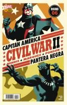 Civil War II 6 (Portada Alternativa) (Panini)