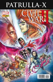 Civil War II Crossover 1 (Panini)