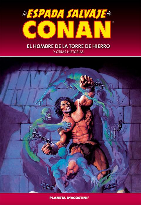 La Espada Salvaje de Conan 76 (Planeta)