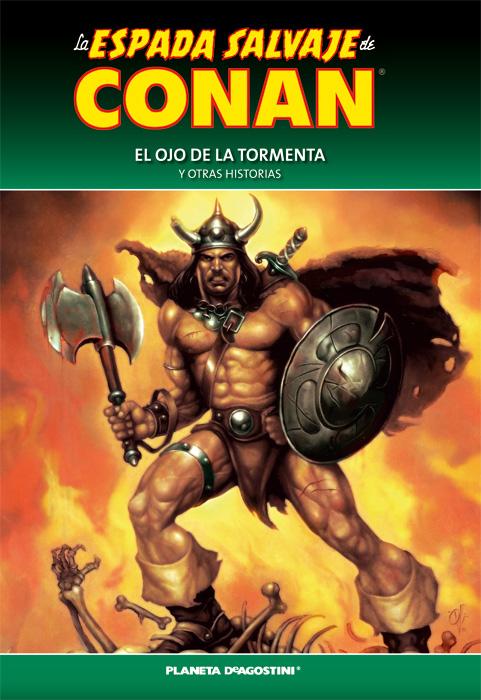 La Espada Salvaje de Conan 72 (Planeta)