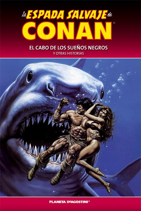 La Espada Salvaje de Conan 73 (Planeta)