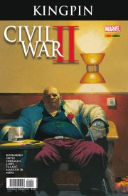 Civil War II Crossover 3 (Panini)