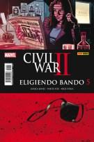 Civil War II: Eligiendo Bando 5 (Panini)
