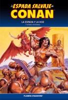 La Espada Salvaje de Conan 77 (Planeta)