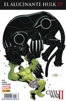 El Alucinante Hulk 57 (Panini)
