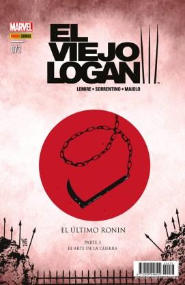 El Viejo Logan 73 (Panini)