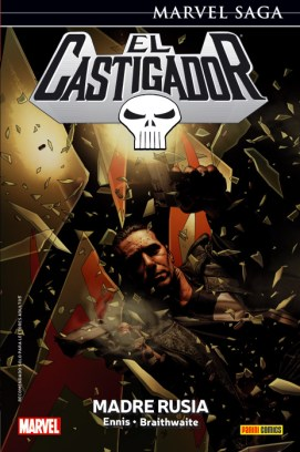 Marvel Saga 26. El Castigador 4 (Panini)