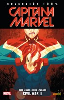 100% Marvel. Capitana Marvel 6 (Panini)