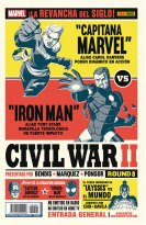Civil War II 8 (Portada Alternativa) (Panini)