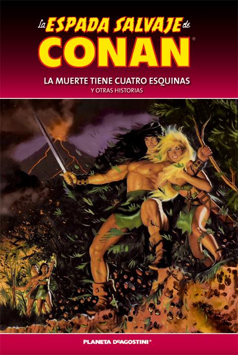 La Espada Salvaje de Conan 82 (Planeta)
