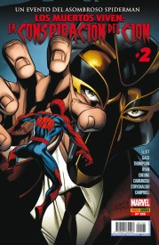 El Asombroso Spiderman 125 (Portada Alternativa) (Panini)