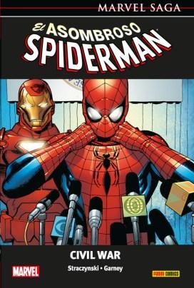 Marvel Saga 27. El Asombroso Spiderman 11 (Panini)