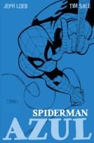 100% Marvel HC. Spiderman: Azul (Panini)