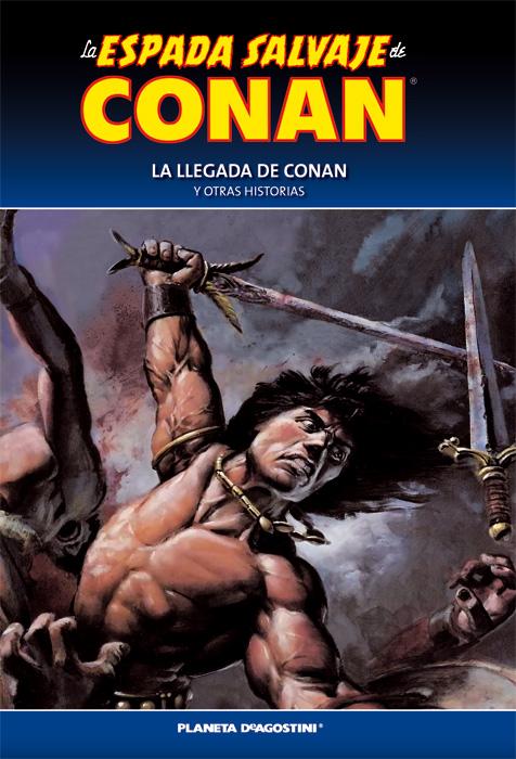 La Espada Salvaje de Conan 86 (Planeta)