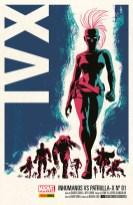 Inhumanos Vs. Patrulla-X 1 (Portada Alternativa) (Panini)