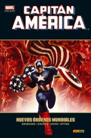 Marvel Deluxe. Capitán América 15 (Panini)