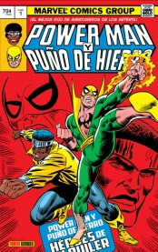Marvel Gold. Power Man y Puño de Hierro 1 (Panini)