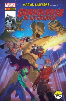 Marvel Universe Presenta 7 (Panini)