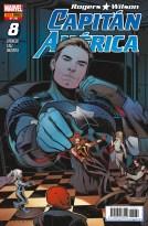 Rogers - Wilson: Capitán América 79 (8) (Panini)