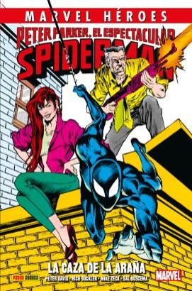 Marvel Héroes 80. Peter Parker, El Espectacular Spiderman: La Caza de la Araña (Panini)