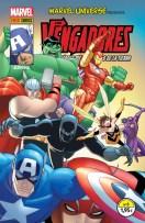 Marvel Universe Presenta 8 (Panini)