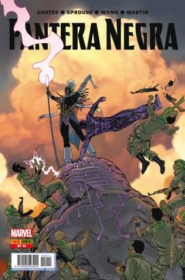 Pantera Negra v2, 11 (Panini)
