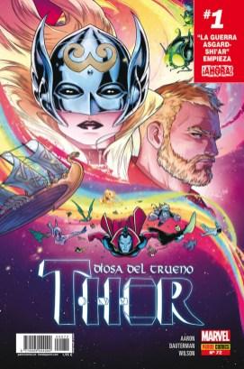 Thor: Diosa del Trueno 72 (Panini)
