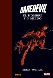 Colección Frank Miller. Daredevil: El Hombre Sin Miedo (Panini)