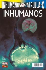Inhumanos 36 (Panini)
