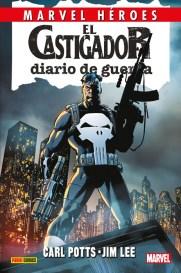 Marvel Héroes 81. El Castigador: Diario de guerra (Panini)