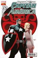 Rogers - Wilson: Capitán América 81 (10) (Panini)