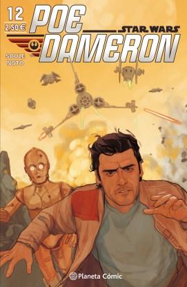 Star Wars Poe Dameron 12