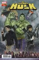 El Alucinante Hulk 62 (Panini)