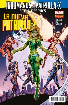 La Nueva Patrulla-X 51 (Panini)