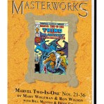 MARVEL MASTERWORKS: MARVEL TWO-IN-ONE VOL. 3 HC