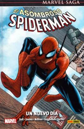 el asombroso spiderman un nuevo dia