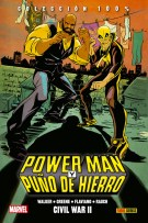 100% Marvel HC. Power Man y Puño de Hierro 2 (Panini)