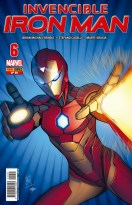 Invencible Iron Man 81 (6) (Panini)