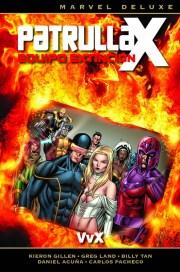 Marvel Deluxe. Patrulla-X - Equipo Extinción 2 (Panini)