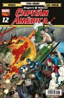 Rogers - Wilson: Capitán América 83 (12) (Panini)