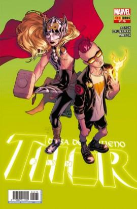 Thor: Diosa del Trueno 75 (Panini)